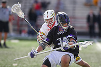 NCAA LACROSSE: High Point at Maryland