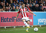 Sheffield United's Billy Sharp in action during the League One match at the Kingsmeadow Stadium, London. Picture date: September 10th, 2016. Pic David Klein/Sportimage