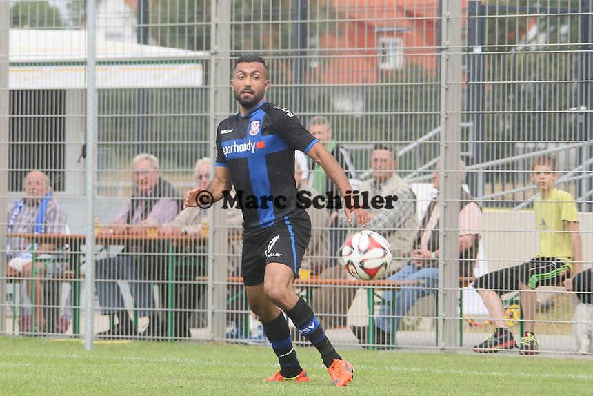 Joan Oumari (FSV) - VfB Ginsheim vs. FSV Frankfurt