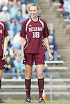 28 November 2008: Texas A&M's Micah Stephens. The University of North Carolina Tar Heels defeated the Texas A&M University Aggies 1-0 in double overtime at Fetzer Field in Chapel Hill, North Carolina in a Fourth Round NCAA Division I Women's college soccer tournament game.