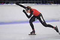 SCHAATSEN: HEERENVEEN: 15-09-2017, IJSSTADION THIALF, Topsporttraining, Marije Joling, ©foto Martin de Jong