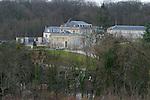 20050123 - France - Saint-Germain-en-Laye<br /> LE DOMAINE DU VAL VU DEPUIS LA TERRASSE<br /> Ref:SAINT-GERMAIN-EN-LAYE_054 - © Philippe Noisette