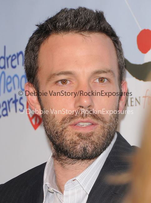 Ben Affleck at the 3rd annual Children Mending Hearts Peace Please Gala held at  The Music Box @ Henry Fonda Theater in Hollywood, California on April 16,2010                                                                   Copyright 2010  DVS / RockinExposures