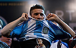 Sergio Martinez retuvo su titulo mundial de CMB en en Buenos Aires Argentina  al vencer a  Martin Murray