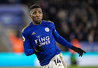 Leicester City's Kelechi Iheanacho <br /> <br /> Photographer Andrew Kearns/CameraSport<br /> <br /> The Premier League - Leicester City v Aston Villa - Monday 9th March 2020 - King Power Stadium - Leicester<br /> <br /> World Copyright © 2020 CameraSport. All rights reserved. 43 Linden Ave. Countesthorpe. Leicester. England. LE8 5PG - Tel: +44 (0) 116 277 4147 - admin@camerasport.com - www.camerasport.com