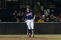 Arizona Wildcats third baseman Nick Quintana (13) during an NCAA game against the NDSU Bison at Hi Corbett Field on March 9, 2018 in Tucson, Arizona. Arizona defeated North Dakota State University 13-3. (Zachary Lucy/Four Seam Images)