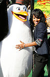 """WESTWOOD, CA. - October 26: Actress Jada Pinkett Smith arrives at the premiere of Dreamworks' """"Madagascar: Escape 2 Africa"""" at the Mann Village Theater on October 26, 2008 in Los Angeles, California."""