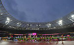 the mens 500m heats. IAAF world athletics championships. London Olympic stadium. Queen Elizabeth Olympic park. Stratford. London. UK. 09/08/2017. ~ MANDATORY CREDIT Garry Bowden/SIPPA - NO UNAUTHORISED USE - +44 7837 394578
