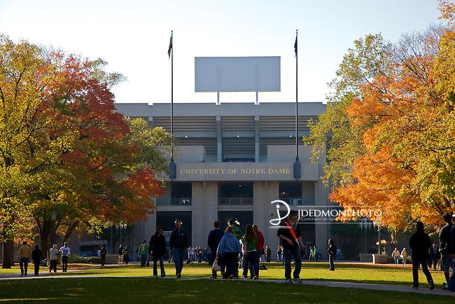 University of Notre Dame Football Stadium