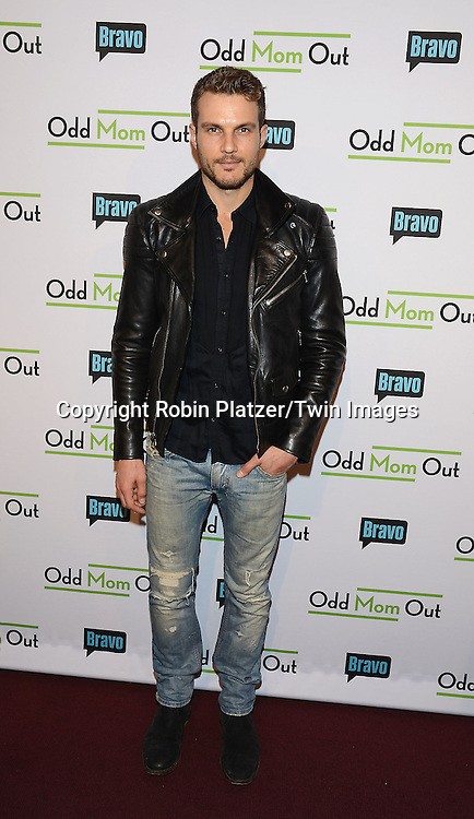 Ryan Cooper attends the &quot;Odd Mom Out&quot; Screening, which is Bravo's first scripted half-hour comedy from Jill Kargman,  on June 3, 2015 at Florence Gould Hall in New York City, New York, USA.<br /> <br /> photo by Robin Platzer/Twin Images<br />  <br /> phone number 212-935-0770