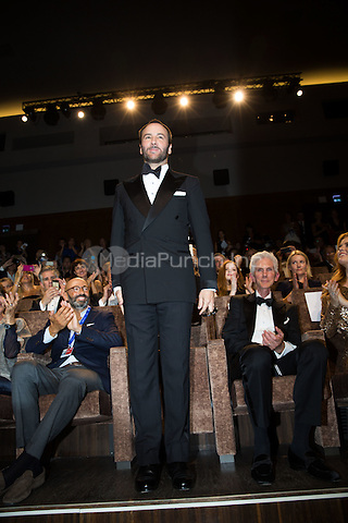 Tom Ford at the premiere of Nocturnal Animals at the 2016 Venice Film Festival.<br /> September 2, 2016  Venice, Italy<br /> CAP/KA<br /> &copy;Kristina Afanasyeva/Capital Pictures /MediaPunch ***NORTH AND SOUTH AMERICAS ONLY***