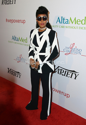 BEVERLY HILLS, CA - MAY 12: Janelle Monae attends the AltaMed Power Up, We Are The Future Gala at the Beverly Wilshire Four Seasons Hotel on May 12, 2016 in Beverly Hills, California. Credit: Parisa/MediaPunch.