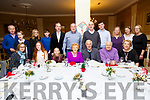 80th Birthday: Nora Sheahan, Listowel celebrating her 80th birthday with  family at the Listowel Arms Hotel on Saturday night last.