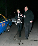 1-10-09.Drew Barrymore leaving club Bardot after watching a band called Cat power. Then she took a taxi over to the chateau marmont in Hollywood ca ...www.AbilityFilms.com.805-427-3519.AbilityFilms@yahoo.com