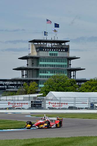 12-14 May, 2016, Indianapolis, Indiana, USA<br /> Carlos Munoz<br /> ©2016, Scott R LePage <br /> LAT Photo USA