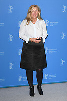 BERLIN, GERMANY - FEBRUARY 7: Danish film director Lone Scherfig attends the 69th Berlinale International Film Festival Berlin photocall for The Kindness Of Strangers at the Grand Hyatt Hotel on February 7, 2018 in Berlin, Germany.<br /> CAP/BEL<br /> &copy;BEL/Capital Pictures