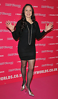 Dr Angelina Whalley at the Bodyworlds human anatomy exhibition VIP launch, The London Pavilion, Piccadilly Institute, London, England, UK, on Thursday 04 October 2018.<br /> CAP/CAN<br /> &copy;CAN/Capital Pictures