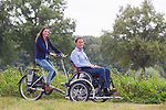 VeloPlus Wheelchair Transport Bicycle, 2016; Van Raam (Varsseveld, Netherlands); Photo: www.vanraam.com
