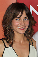 PASADENA, CA, USA - APRIL 08: Stephanie Szostak at the NBCUniversal Summer Press Day 2014 held at The Langham Huntington Hotel and Spa on April 8, 2014 in Pasadena, California, United States. (Photo by Xavier Collin/Celebrity Monitor)