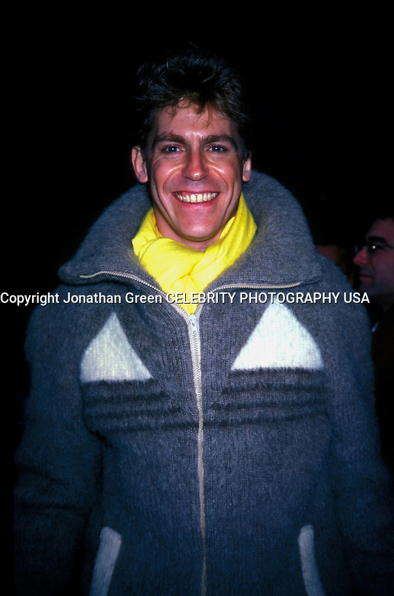 Jeff Conaway 1985 ABC TV<br /> Interview NYC By Jonathan Green