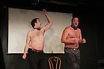 Heavyweight at Sketchfest NYC, 2011. UCB Theatre.