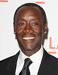 "Don Cheadle at LACMA's ""The Unmasking"" The Lynda & Stewart Resnick Exhibition Pavilion Opening Gala at       The Los Angeles County Museum of Art in Los Angeles, California on September 25,2010                                                                               © 2010 DVS / Hollywood Press Agency"