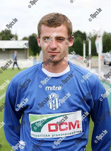 2009-07-19 / Seizoen 2009-2010 / Voetbal / Katelijne FC / Pieter Leysen..Foto: Maarten Straetemans (SMB)