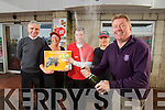 Staff at Foleys Spar on the Castlemaine road were celebrating selling a €500,000 winning EuroMillions ticket on Wednesday From Left: Kieran Aherne, Manager,, Catherine Casey Danny Casey, Michelle Lynch and Norman Foley Owner.