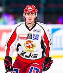 Stockholm 2013-12-28 Ishockey Hockeyallsvenskan Djurg&aring;rdens IF - Almtuna IS :  <br /> Almtuna Alen Bibic <br /> (Foto: Kenta J&ouml;nsson) Nyckelord:  portr&auml;tt portrait