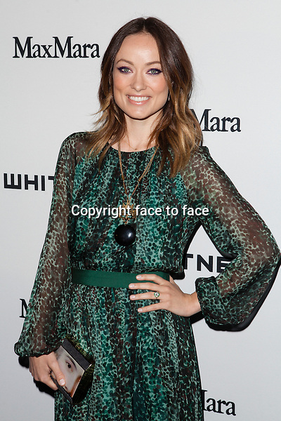 NEW YORK, NY - May 1: Olivia Wilde arrives at the Whitney Museum Annual Art Party on May 1, 2013 in New York City. ..Credit: MediaPunch/face to face..- Germany, Austria, Switzerland, Eastern Europe, Australia, UK, USA, Taiwan, Singapore, China, Malaysia, Thailand, Sweden, Estonia, Latvia and Lithuania rights only -