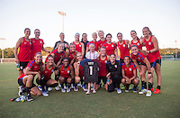 USWNT Training, July 21, 2016