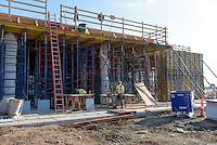 Boathouse at Canal Dock Phase II   State Project #92-570/92-674 Construction Progress Photo Documentation No. 05 on 17 November 2016. Image No. 31