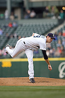 May 19, 2010: Seattle Mariners pitcher Doug Fister (58) during a game against the Toronto Blue Jays at Safeco Field in Seattle, Washington.