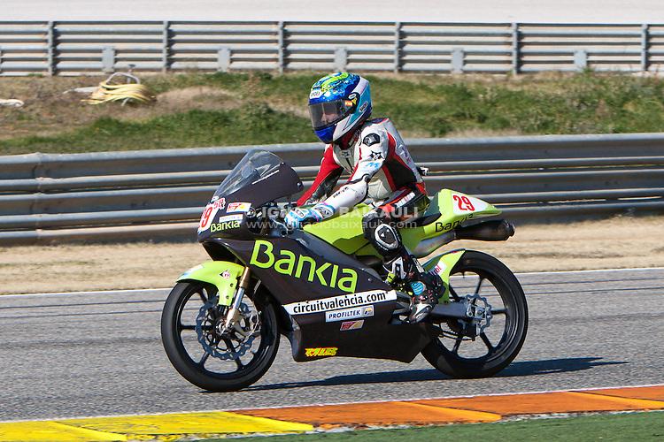 12/2/2012 Tandas Populares. Circuito de la Comunidad Valenciana Ricardo Tormo