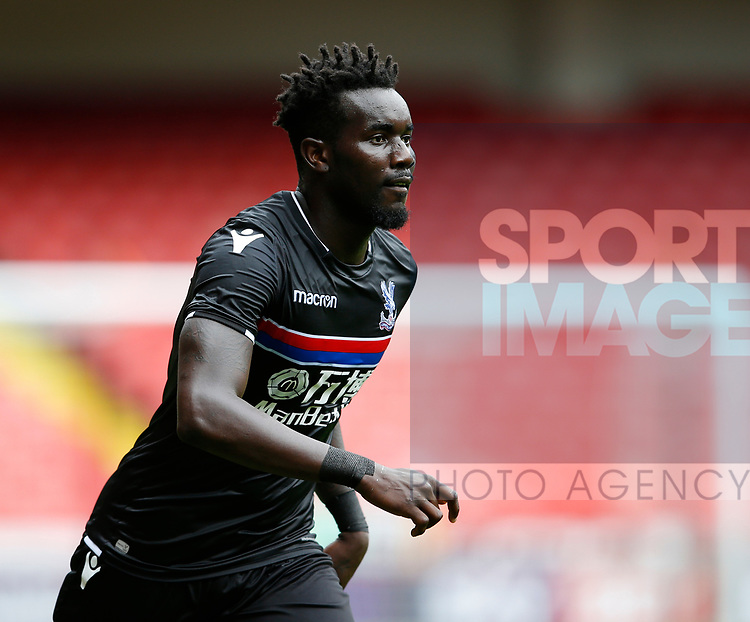 Papa Souare of Crystal Palace during the Professional Development U23 match at Bramall Lane, Sheffield. Picture date 4th September 2017. Picture credit should read: Simon Bellis/Sportimage