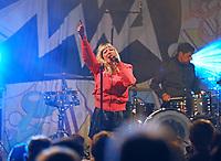 Groß-Gerau 24.08.2018: Volk im Schloss<br /> Auftritt der Band Mia mit Sängerin Mieze Katz (Maria Mummert) tritt als Headliner bei Volk im Schloss auf<br /> Foto: Vollformat/Marc Schüler, Schäfergasse 5, 65428 R'heim, Fon 0151/11654988, Bankverbindung KSKGG BLZ. 50852553 , KTO. 16003352. Alle Honorare zzgl. 7% MwSt.
