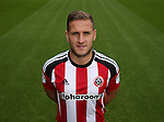 Billy Sharp of Sheffield Utd during the 2016/17 Photo call at Bramall Lane Stadium, Sheffield. Picture date: September 8th, 2016. Pic Simon Bellis/Sportimage