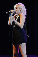 FORT LAUDERDALE, FL - AUGUST 03: Kaya Stewart  performs at The Broward Center on August 3, 2016 in Fort Lauderdale, Florida. Credit: mpi04/MediaPunch
