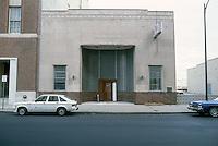 1984 November ..Conservation.Downtown West (A-1-3)..BUTE STREET...NEG#.NRHA#..