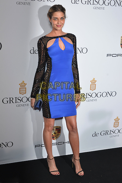 CAP D'ANTIBES, FRANCE - MAY 20:  Ana Beatriz Barros attends the De Grisogono dinner party, in collaboration with Gyunel during Cannes film festival at Hotel du Cap-Eden-Roc on May 20, 2014 in Cap d'Antibes, France.<br /> CAP/PL<br /> &copy;Phil Loftus/Capital Pictures