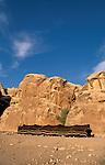 Jordan, a Bedouin tent near Petra&amp;#xA;<br />
