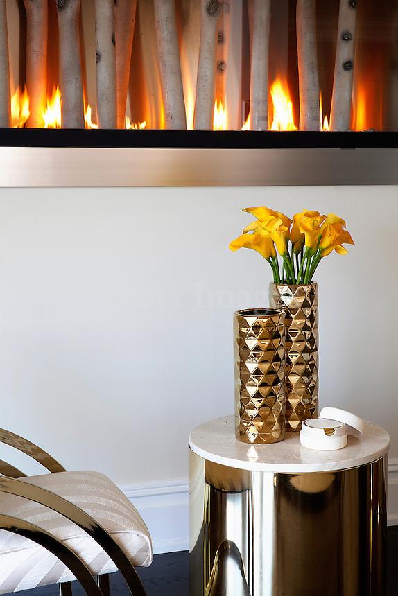 decorative flower vases