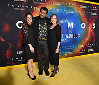 """2/26/20 - Los Angeles Premiere of National Geographic's """"Cosmos: Possible Worlds"""""""