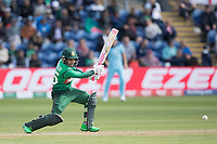 Mushfiqur Rahim (Bangladesh) drives through the covers during England vs Bangladesh, ICC World Cup Cricket at Sophia Gardens Cardiff on 8th June 2019