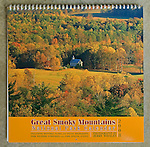 2008 Great Smoky Mountains National Park Calendar - Cover Image, Single-Photographer Calendar