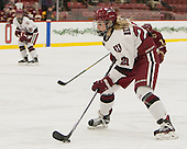 Jessica Harvey (Harvard - 21) - The visiting Boston College Eagles defeated the Harvard University Crimson 2-0 on Tuesday, January 19, 2016, at Bright-Landry Hockey Center in Boston, Massachusetts.