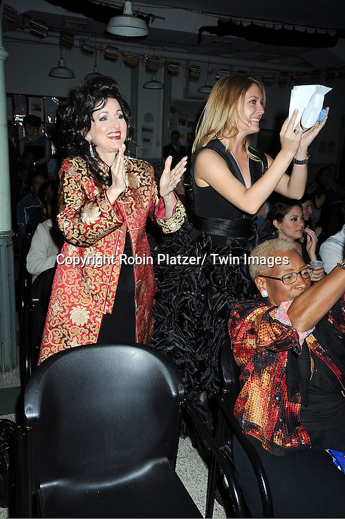 "Robin Strasser and BethAnn Bonner attend The ""Daytime Meets Nighttime"" hosted by .The Imperial Court of New York on November 4, 2011 at .The Jan Hus Theatre in New York City. The benefit was for The Jan Hus Theatre and Lifebeat."