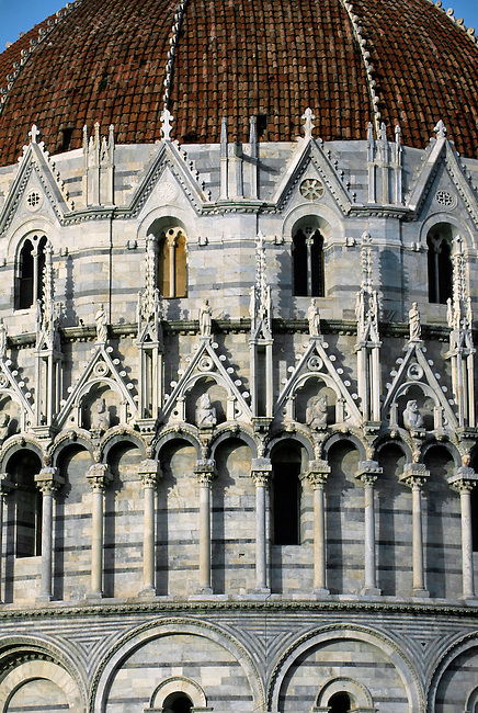 ITALY, PISA, BALLISTERO, DETAIL , K6