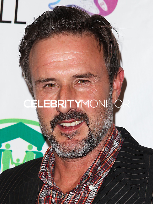 WEST HOLLYWOOD, CA, USA - AUGUST 06: David Arquette at The Imagine Ball Presented By John Terzian & Randall Kaplan Benefiting Imagine LA held at the House of Blues Sunset Strip on August 6, 2014 in West Hollywood, California, United States. (Photo by Celebrity Monitor)
