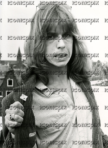 STYX - vocalist Tommy Shaw - on a promo visit to Amsterdam Netherlands - 1980.  Photo credit: MM-Media Archive/IconicPix